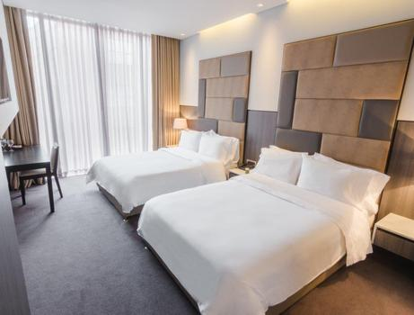 QUARTO TWIN SUPERIOR Bioxury Hotel